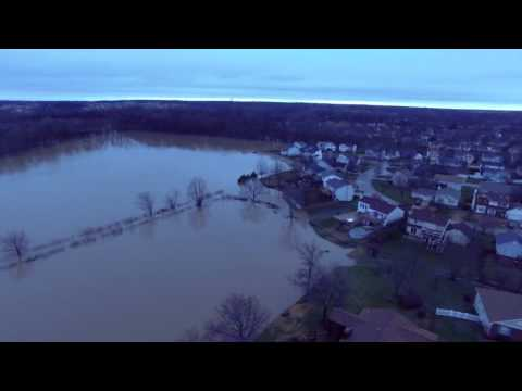Dec. 2015 flooding in St. Peters, MO