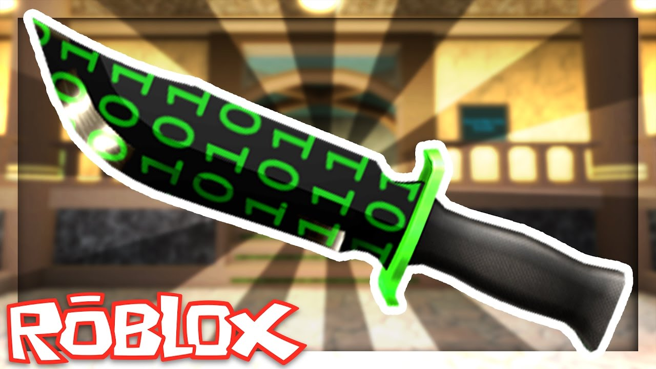 Code For Dark Knife On Roblox Assasine How To Get The Binary Knife Roblox Assassin Youtube