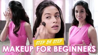 Step By Step Makeup For Beginners in Hindi | Easy Beginners Makeup Tutorial | Be Beautiful