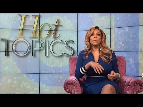 Wendy Williams Breaks Silence on TV After Filing for Divorce
