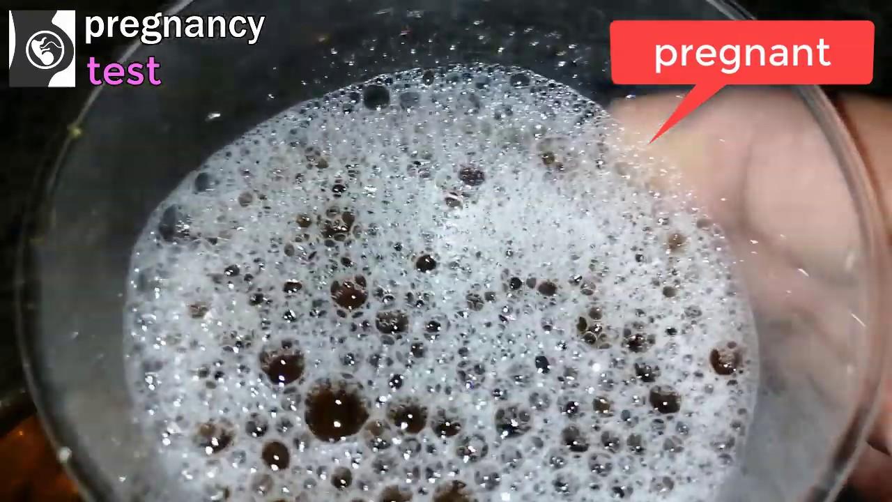 Vinegar Pregnancy Test Positive And Negative Vinegar Pregnancy