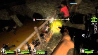 Lewis and Simon play Left 4 Dead 2: Part 1 - The Passing
