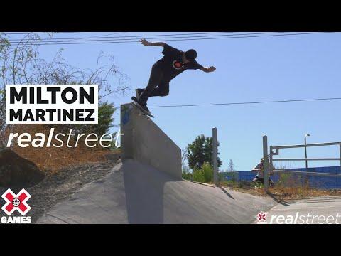 Milton Martinez: REAL STREET 2021   World of X Games