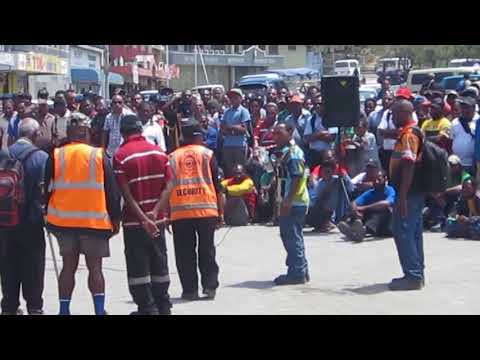 The Best of Street Preacher Performing miracles in Port Moresby