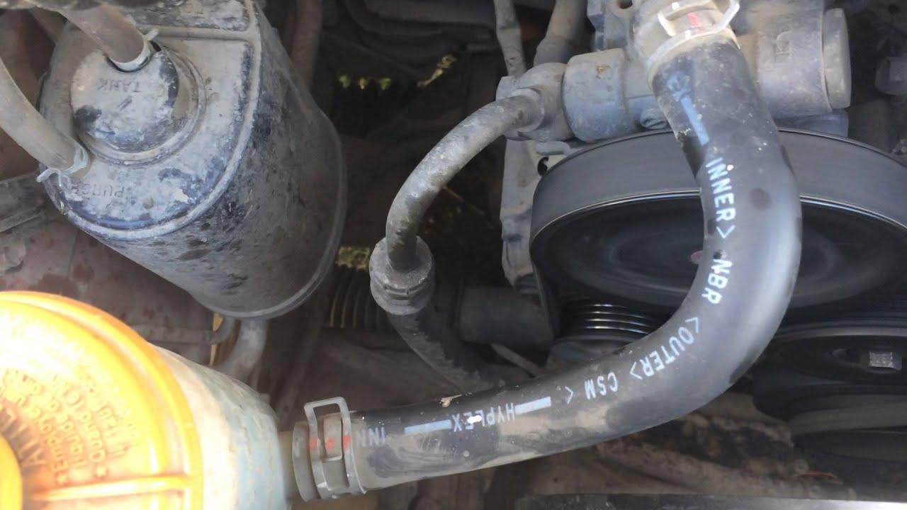 Посторонний звук из двигателя J20A Suzuki Grand Vitara.