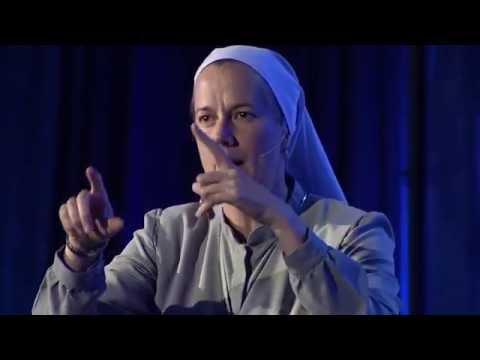 Sr. Miriam James Heidland, SOLT - I Thirst Part 2 - Steubenville 2016 NYC