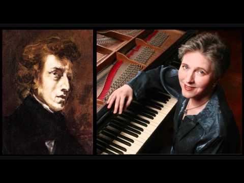 Chopin - Piano Concerto No. 2, Op. 21, chamber version [Janina Fialkowska]