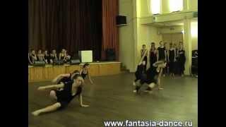 открытый урок  по Contemporary dance