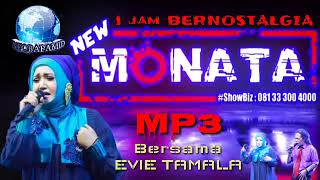 Gambar cover NEW MONATA bernostalgia bersama EVIE TAMALA