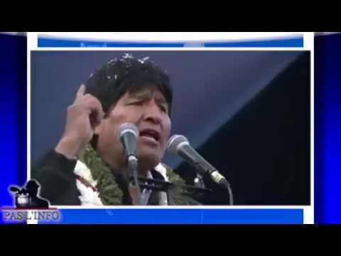 Evo Morales libère la Bolivie de la banque Rothschild