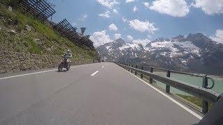 Berninapass (Passo del Bernina, 2330m) - Alpen 2017