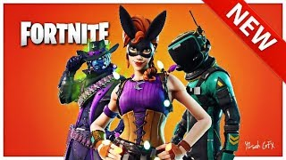 Fortnite Fr: October 28Th New Skin #Fortnite #FortniteFr - BattleRoyale #News