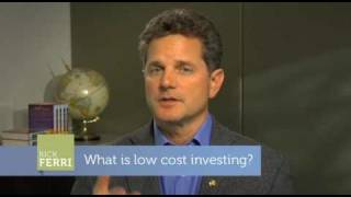 What is low cost investing?