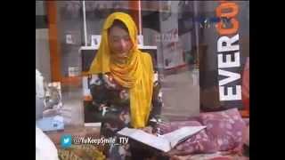 Bakat Terpendam Dewi Perssik + Ceramah Lucu, Unik & Kece Dai Cilik Amru Cilukba