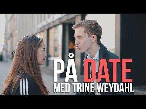 HENNING OG TRINE WEYDAHL PÅ DATE!