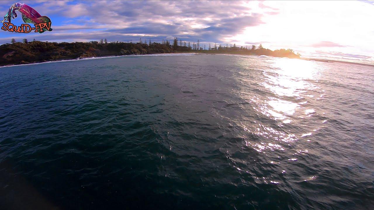 Ocean Cruise FPV 4k фото