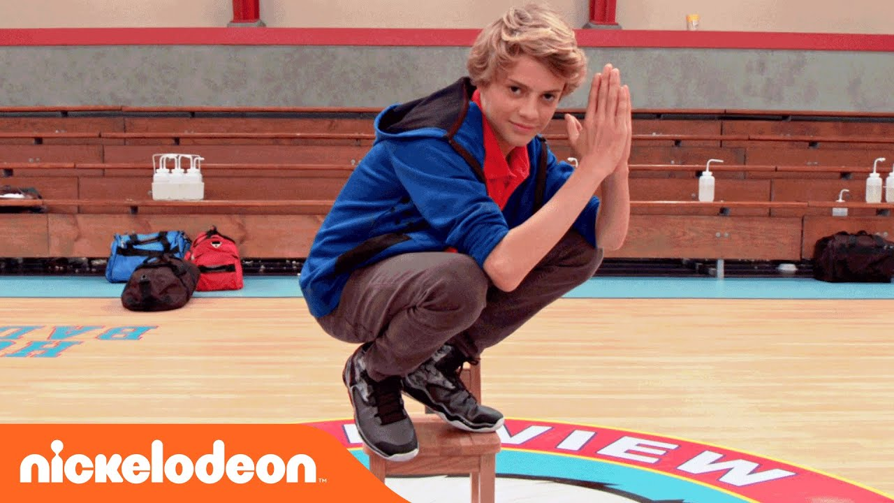 Henry Danger   Tiny Chair Problems   Nick   YouTube