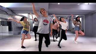 """ITZY """"ICY"""" dance cover 2 by fufu/Jimmy dance studio"""