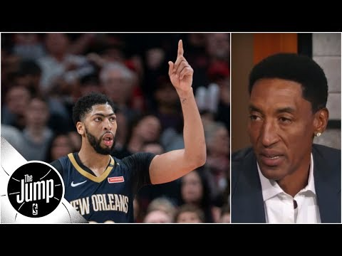 Is Anthony Davis really the best player in the NBA? | The Jump