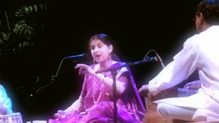 Kaushiki Chakrabarty - Raag Multani (final section, now with better sound)