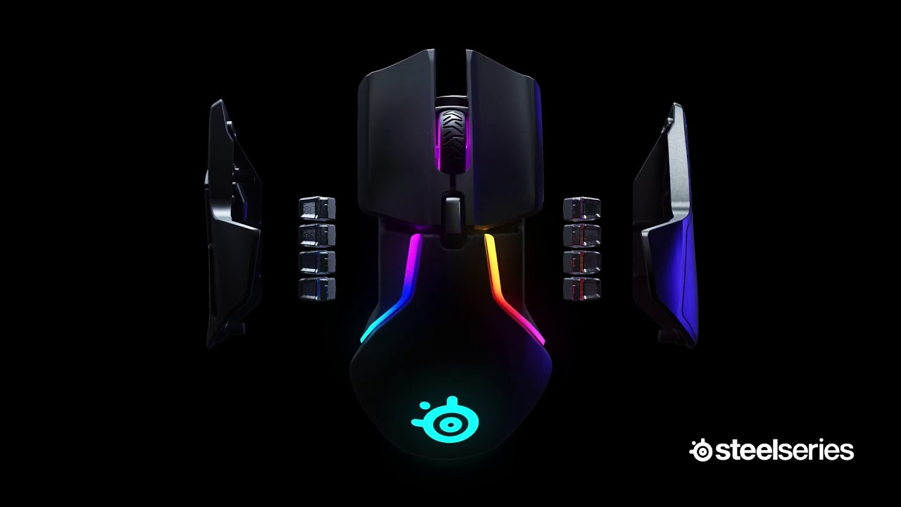 30d62ae3f00 SteelSeries Rival 650 Wireless Trailer - YouTube