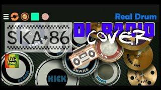 SKA 86 - DI RADIO (Kugadaikan Cintaku) Real Drum Cover