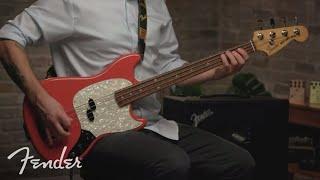 Vintera Series '60s Mustang Bass | Vintera Series | Fender