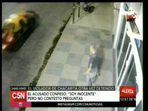 C5N - Policiales: El violador de Chacarita otra vez detenido