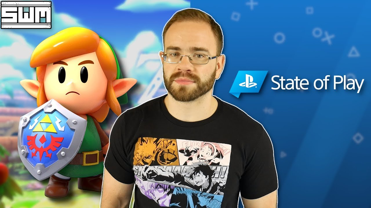 Zelda Link S Awakening Scores Big And Playstation State Of Play Announced News Wave