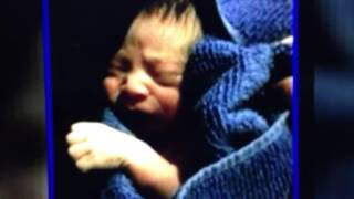 """""""Baby Found In A Manger"""" NY City"""