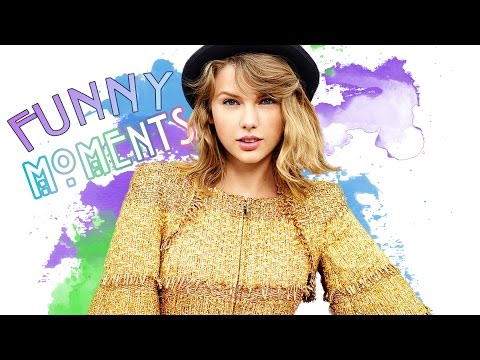 Taylor Swift Funny and Awkward moments from tours