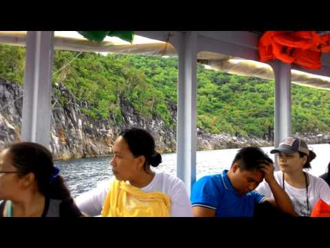 Cruising Romblon to Sibuyan island