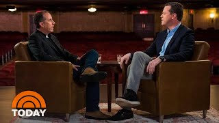 Jerry Seinfeld, Sarah Silverman On The Changing Rules Of Comedy   TODAY