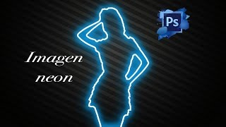 Convertir foto en luz neon - Tutoriales Photoshop CC