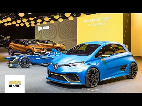 #GIMS 2017: behind the scenes | Groupe Renault