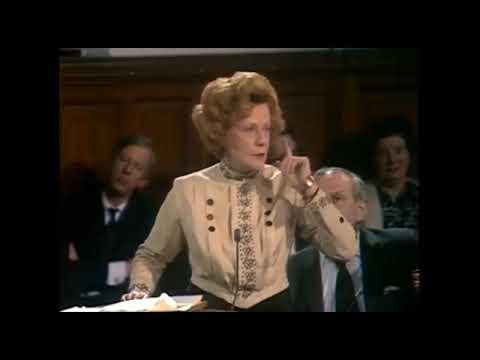 Oxford Union debate EEC referendum 1975   Barbara Castle