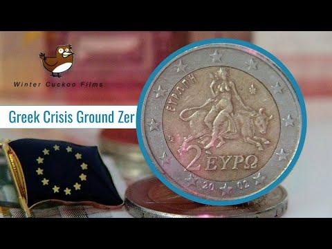 Greek Crisis Ground Zero