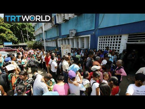Venezuela on the Edge: Venezuelans face severe shortages of medicine