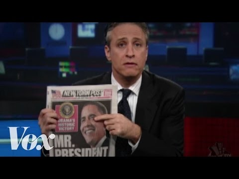 Thumbnail: Why the Daily Show had to change