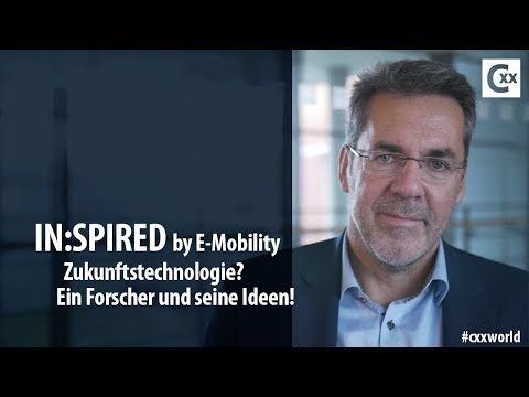 Inspired by E-Mobility: