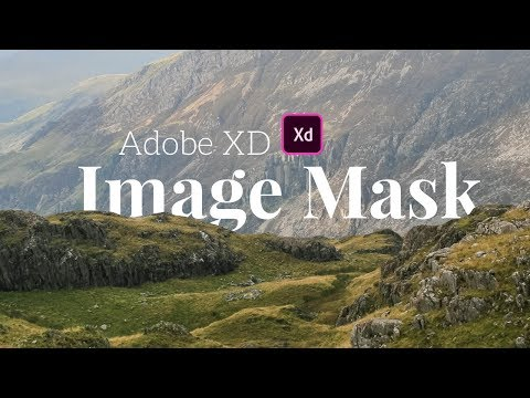 Adobe XD tutorial | Complex layer masks
