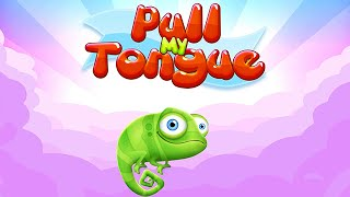 Pull my Tongue - 1.Kitchen Walkthrough All Levels 3 Stars