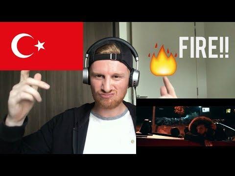 (FIRE!!) Ceg - Bu Gece  // TURKISH RAP REACTION