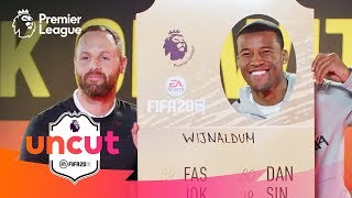 Who is Gini Wijnaldum's ULTIMATE Teammate? | Uncut | AD