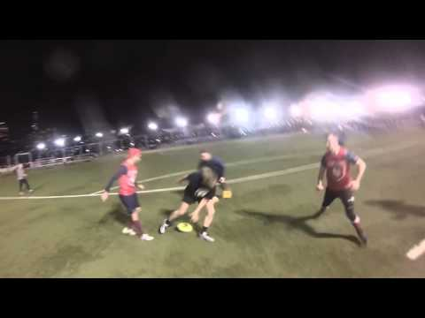 Roosters Red vs DADADA Touch Rugby (fall league)