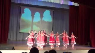 """Младшая группа #СВТАзия с индийским танцем """"гун гун гунари"""" 😂👌"""