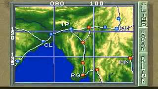 P.T.O. II-Pacific Theater of Operations - (SNES-Super Nintendo Entertainment System)