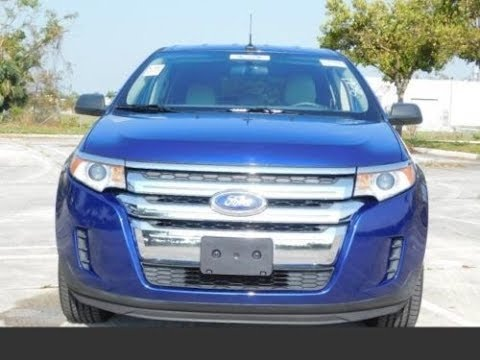 Brand New  Ford Edge Se  L V V Automatic  New Generations Will Be Made In