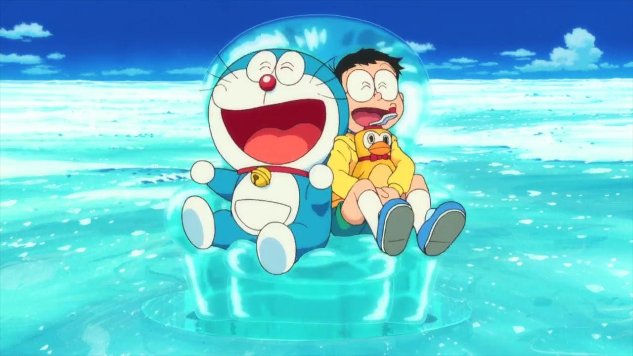 Doraemon: La grande avventura in Antartide - 2018- Trailer Ufficiale Italiano