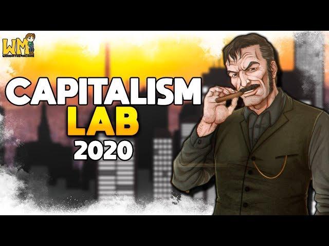 DOMINANDO O MERCADO DE COMPUTADORES!   Capitalism Lab (2020) #09 - Nova DLC - Gameplay PT BR